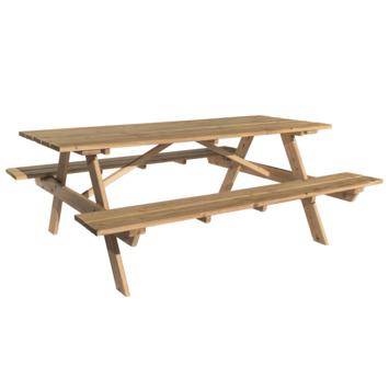 Picknicktafel douglas ca .160x190cm