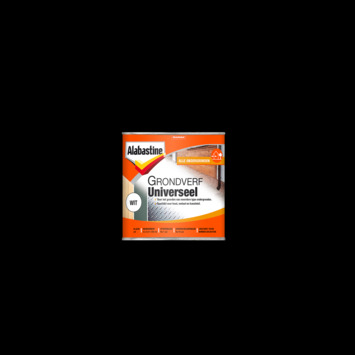 Alabastine Grondverf Universeel wit 250 ml