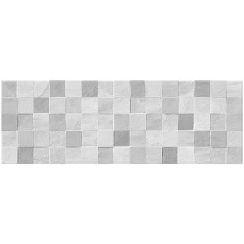 Wandtegel Aitana Decor Grijs 21,4x61 cm