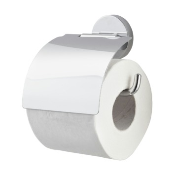 Handson Toiletrolhouder Smart met Klep Chroom