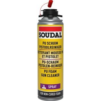 Soudal schuimpistool / PU-schuim reiniger 500ml