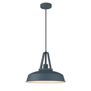 Hanglamp Ryan grijs