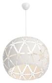 Philips hanglamp Sandalwood wit 60 cm
