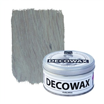 Lacq Decowax chalky white 370 ml