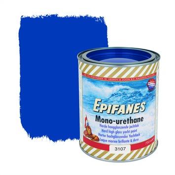 Epifanes mono-urethane jachtlak hoogglans nr. 3107 brightblue 750 ml