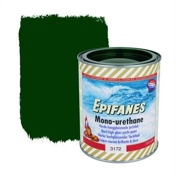 Epifanes mono-urethane jachtlak hoogglans nr. 3172 darkgreen 750 ml