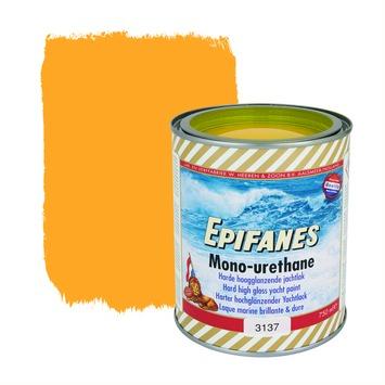 Epifanes mono-urethane jachtlak hoogglans nr. 3137 yellow 750 ml