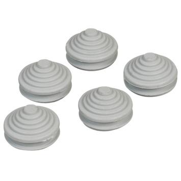 Snijnippel PG16 grijs tbv kabeldoos 20mm (5 stuks)