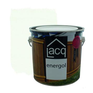 Lacq Energol wit 2,5 liter