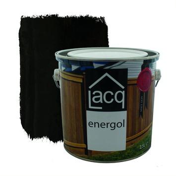 Lacq Energol zwart 2,5 liter