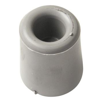 GAMMA deurbuffer grijs 35 mm 2 stuks