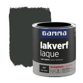 GAMMA lakverf voor buiten zwart hoogglans 750 ml
