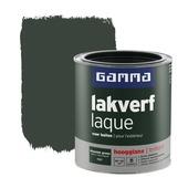 GAMMA lakverf voor buiten klassiek groen hoogglans 750 ml