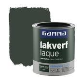 GAMMA lakverf voor buiten klassiek groen zijdeglans 750 ml