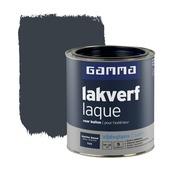 GAMMA lakverf voor buiten marine blauw zijdeglans 750 ml