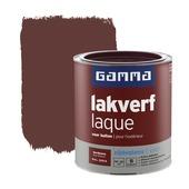 GAMMA lakverf voor buiten bordeaux zijdeglans 750 ml