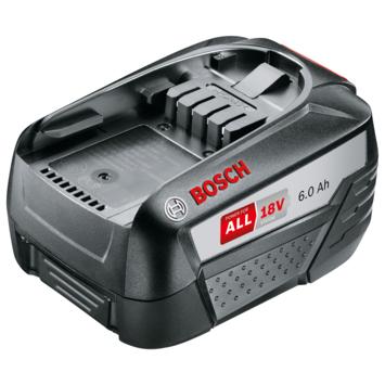 Bosch accu 18 volt 6.0 Ah
