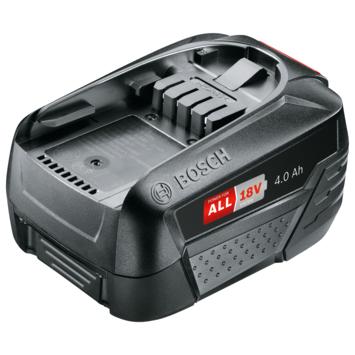 Bosch accu 18 volt 4.0 Ah