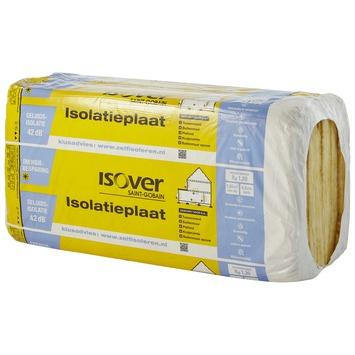 Isover glaswol isolatieplaat 4,5 cm 7,2m² Rd 1,2