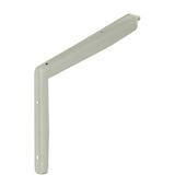 Duraline plankdrager zwaarlast wit 30x40 cm
