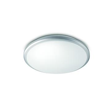 Philips plafonnière Guppy met geïntegreerde LED 1200 Lm 12 W wit