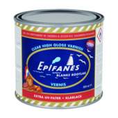 Epifanes Bootlak blank transparant hoogglans 500 milliliter