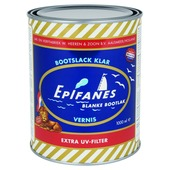 Epifanes bootlak blank 1 liter
