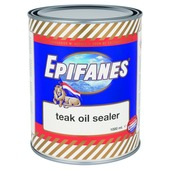 Epifanes teak oil sealer 1 liter