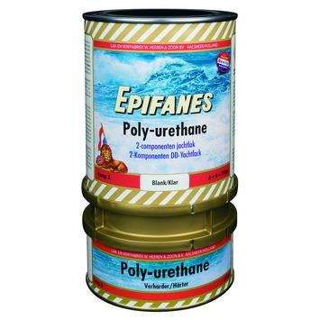Epifanes poly-urethane 2-componenten jachtlak hoogglans blank 750 gram