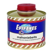 Epifanes Mahoniebeits rood 500 milliliter