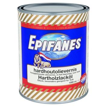Epifanes hardhoutolievernis met UV-filter 1 liter