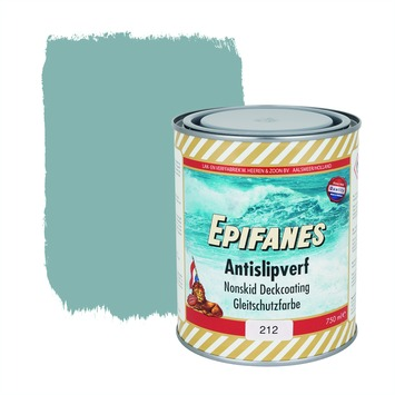 Epifanes antislipverf nr. 212 gray 750 ml