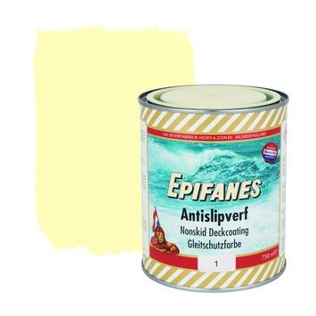 Epifanes antislipverf nr. 1 cream 750 ml