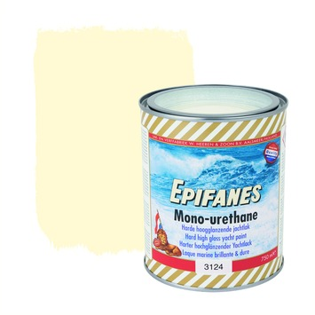 Epifanes mono-urethane jachtlak hoogglans nr. 3124 lightoyster 750 ml