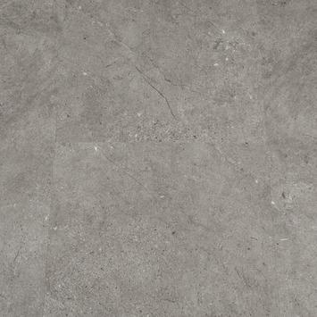 Click PVC Vloertegel Piedra Licht Grijs 61x31 cm 1,86 m2
