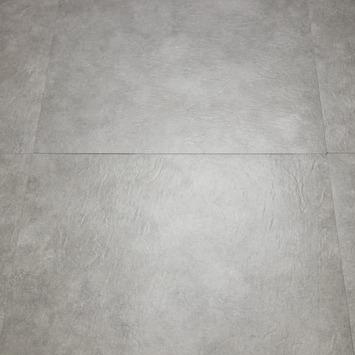 PVC Peel & Stick Minori Tegel Lichtgrijs 45,7x45,7 cm 4,18 m2