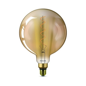 Philips LED Giant globe E27 25W filament goud niet dimbaar