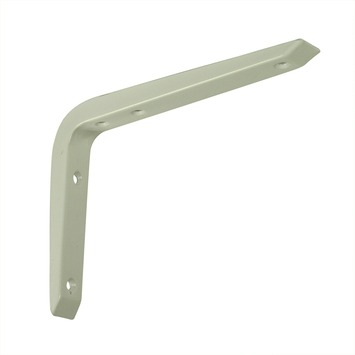 Duraline plankdrager Cantilever wit 20x15 cm