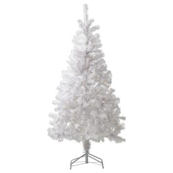 GAMMA | Kunstkerstboom Aalborg 180 cm met LED verlichting wit kopen ...
