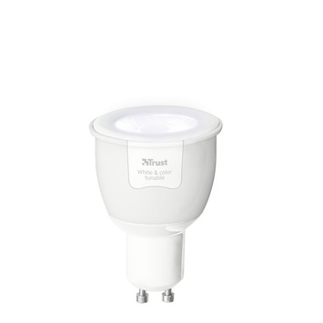 KlikAanKlikUit Trust ZigBee GU10 dimbare lamp kleur
