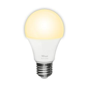 KlikAanKlikUit Trust ZigBee E27 dimbare lamp 2700K