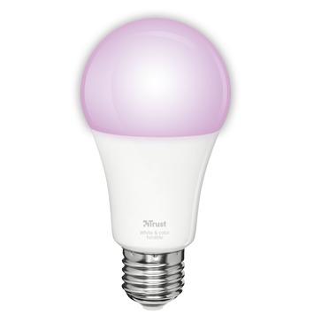 KlikAanKlikUit Trust ZigBee E27 dimbare lamp kleur