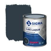 Sigma lak interieur 7016 antraciet grijs hoogglans 750 ml