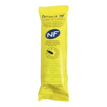 Alcohol ademtest met NF-markering