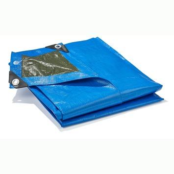 Handson dekkleed groen/blauw 2.9x3.85 meter