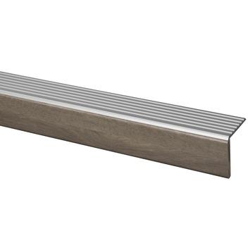 CanDo Traprenovatie Afwerklijst Burgos Bruin Eiken 5x130 cm