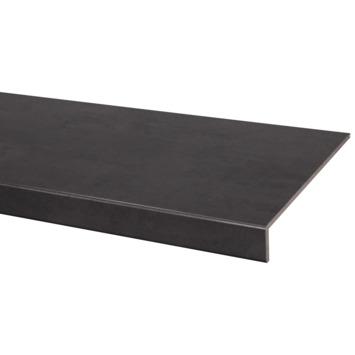 CanDo Traprenovatie Traptrede Beton Antraciet 38x130 cm