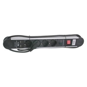 Handson multimediastekkerdoos ET441AOU zwart