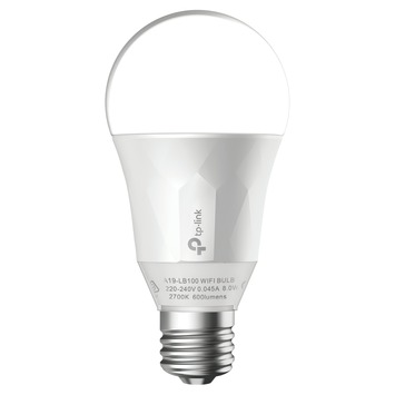 TP-Link smart wifi LED lamp E27 warm wit 600 lumen