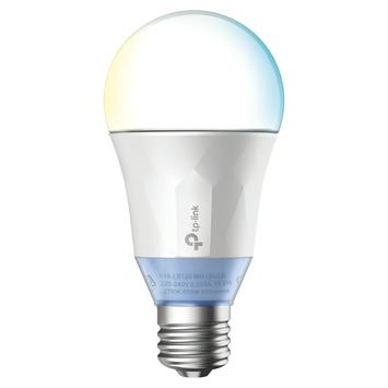 TP-Link smart wifi LED lamp E27 dimbaar wit/geel